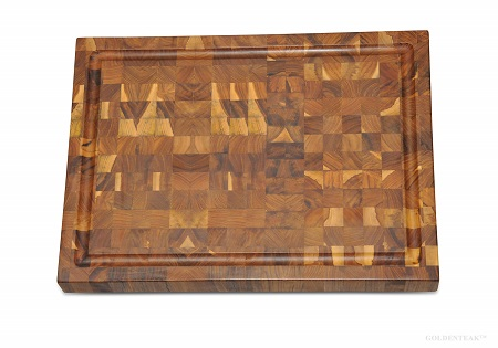 Teak Cutting Boards - Goldenteak