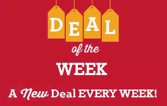 Goldenteak's Deal Of The Week