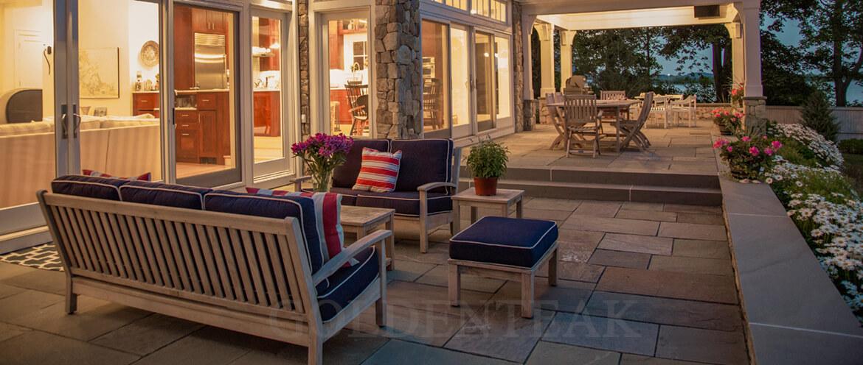 Goldenteak Teak Outdoor Furniture Residential Design Sales