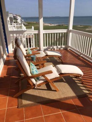 Teak Steamer Chairs Chesapeake Bay - Goldenteak