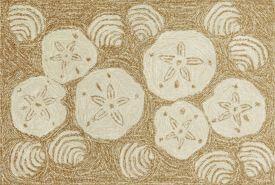 Beach Shells Rug