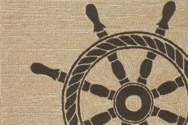 Ship Wheel Black