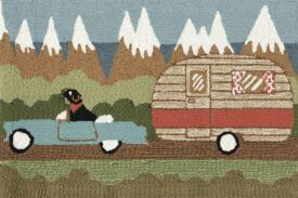 Camping Outdoor Rug
