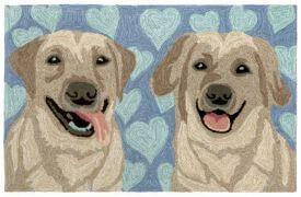 Puppies Oudoor Rug