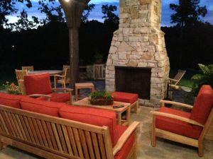Teak Deep Seating Conversation Set and more - TN - Customer Photo