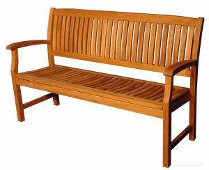 Teak Tisbury Bench - 5 ft | Premium Teak