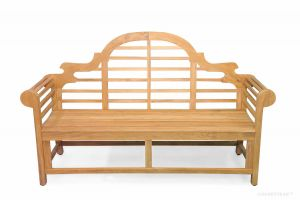 Lutyens Teak Garden Bench 3str (6 ft)
