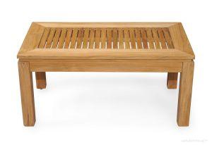 Teak Rectangular Coffee Table 6062