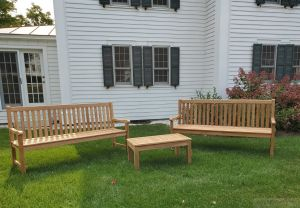 Teak Garden Bench 6 ft - Goldenteak Review - DPL-ES