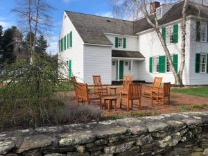 Teak Rocking Chair - Old Sturbridge Village - Goldenteak