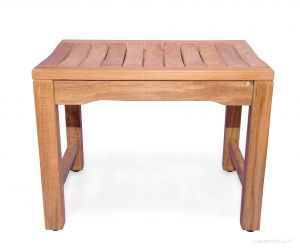 Teak Shower Bench Rosemont  - 24 inch