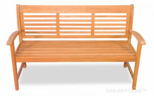 Westerly 5 ft Teak Bench |  Premium Teak
