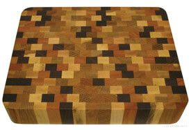 Chopping Block End Grain Black Walnut Made in the USA