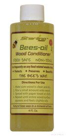 Bees Oil - Wood Preservative for food related wooden items