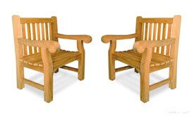 Hyde Park Chair Set