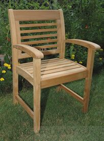 Westerly Teak Arm Chair