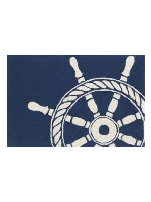 Nautical Navy Rug