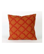 Crochet Tile Orange