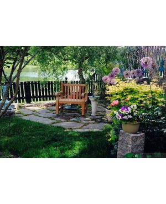 Teak Hyde Park Chair English Garden - Customer Photo