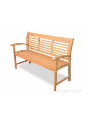 Westerly 5 ft Teak Bench |  Premium Teak