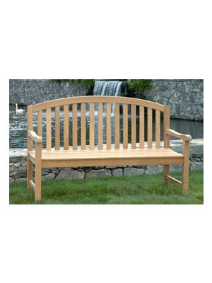 Teak Bench Aquinah - 6ft