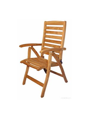 Teak Reclining Chair Portsmouth