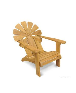 Teak Adirondack Chair - Petals Collection