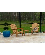 Teak Adirondack Chair Customer Photo - Goldenteak Naples Fl