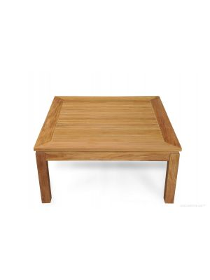 Teak Square Coffee Table 36in