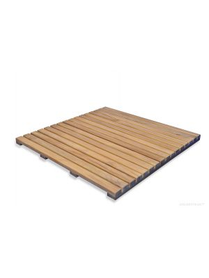 Teak Bath Mat 36 in x 30 in