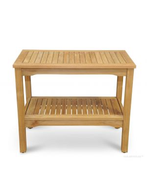 Teak Console Table Outdoor Buffet