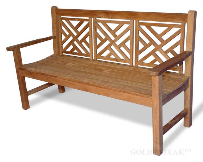 cushions patio page product sunbrella bench file with sectional outdoor teak