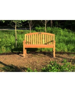 Teak Aquinah Bench Customer Photo - Illinois