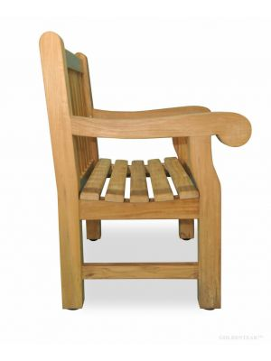 Teak Hyde Park Chair