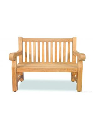 Hyde Park Bench Teak Bench 4ft.