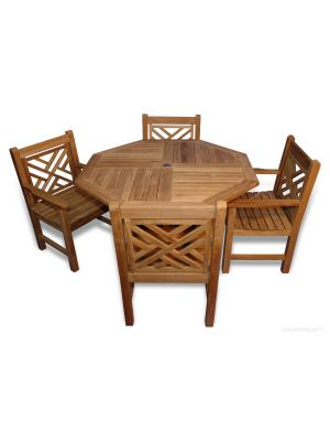 outdoor dining sets for 4 small space teak dining set octagon table 48 inch chippendale chairs outdoor sets for 48 guests premium quality excellent