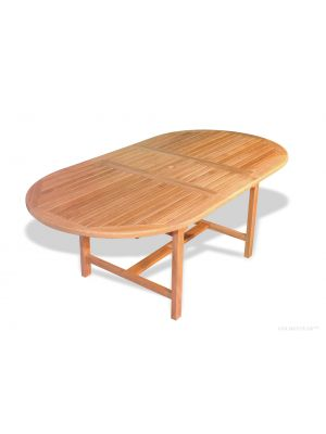 Teak Patio Dining Tables Large Teak Extension Tables With Leaves - Teak patio table with leaf