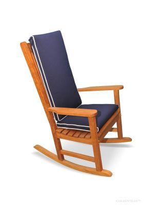 Outdoor Cushion Goldenteak Rocking Chair Back Cushion