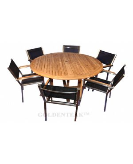 Teak Dining Set 60