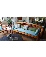 Teak Aquinah Bench Customer-Photo-Goldenteak