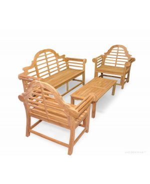 teak marlboro lutyens single chair teak garden furniture goldenteak