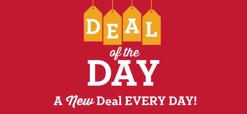Goldenteak's Deal Of The Day